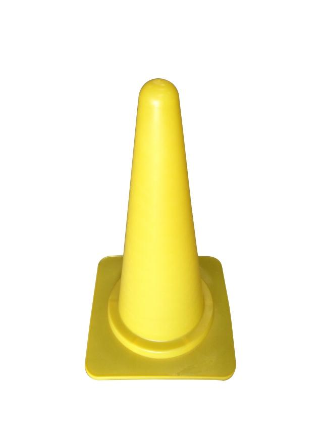 カラーコーン 黄