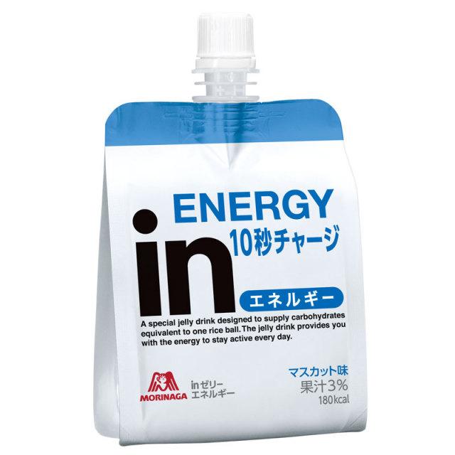 HO-298 inゼリー エネルギー 6袋入り