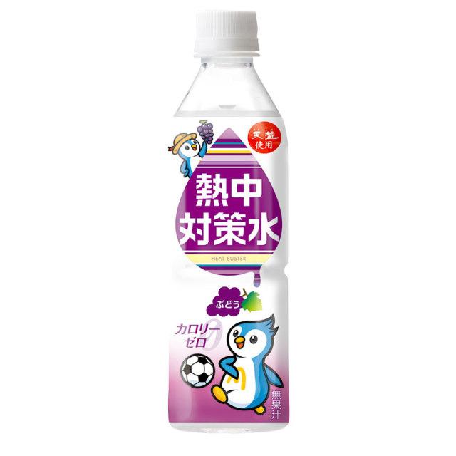 HO-363 熱中対策水 ぶどう味500ml 24本入