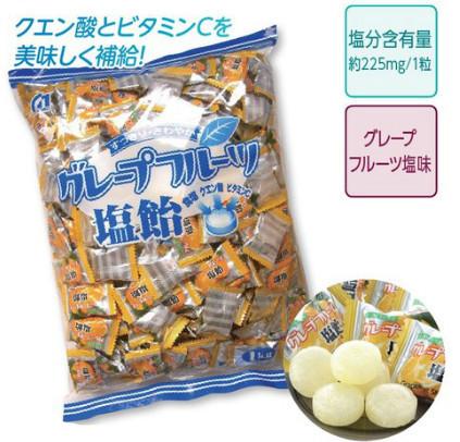 グレープフルーツ塩飴 HO-164