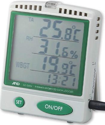 熱中症指数モニター(SDデータロガー) HO-69