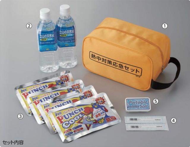 熱中症対策応急セット HO-94