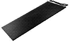 ハート融雪マット 通路用 M19018 厚20mm×幅900mm×長1800mm
