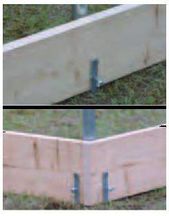 足場板ハンガー / 足場板コーナー