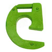 MA ブロック 緑