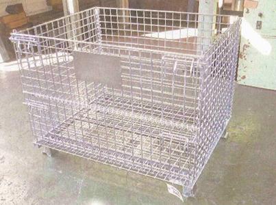 メッシュパレット 1,000kg ユニクロメッキ