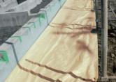 土木シート B-プロテクトシートの使用写真