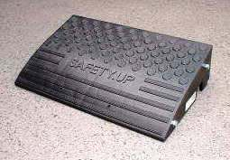 段差解消スロープ「セフティアップ15B/15G」高さ150mm