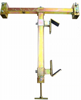 ガードレール用看板立 550用 19角25角兼用