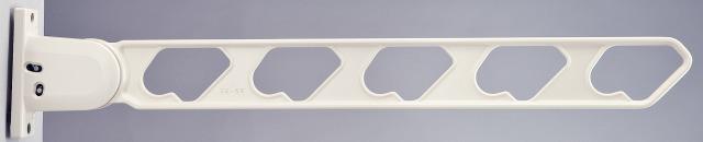 ラチェット式物干金物(窓壁用・上下可動型)2個セット SK-66RF