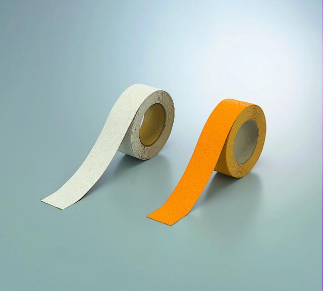 路面貼り用テープ ユニラインテープ 反射 50mm幅×5m  【374-26】