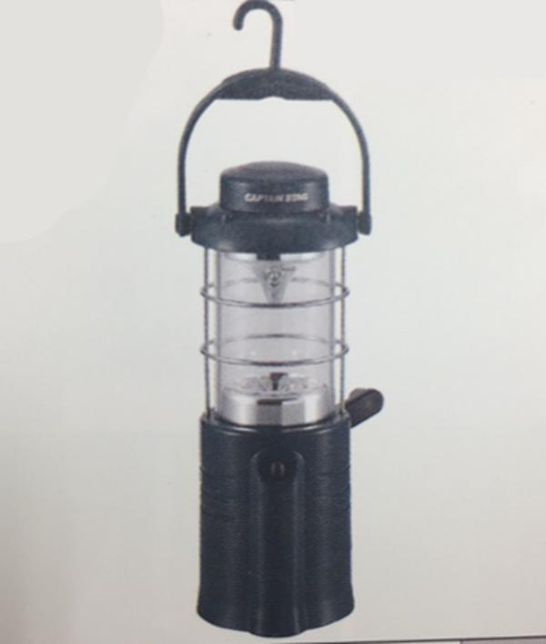 ユースフル ダイナモ&乾電池式 LEDランタン[BSPZ3178]