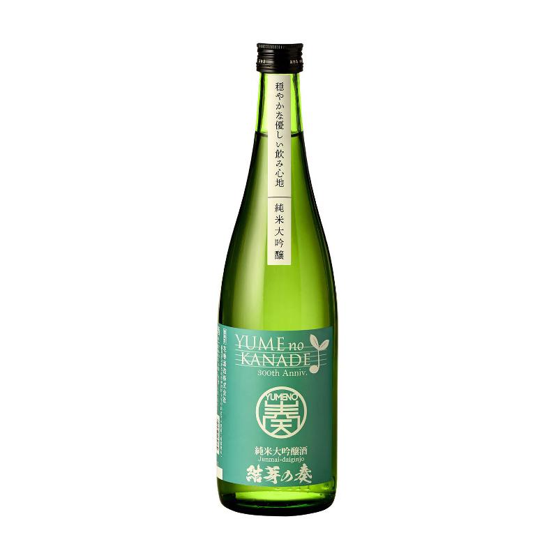 結芽の奏 純米大吟醸酒