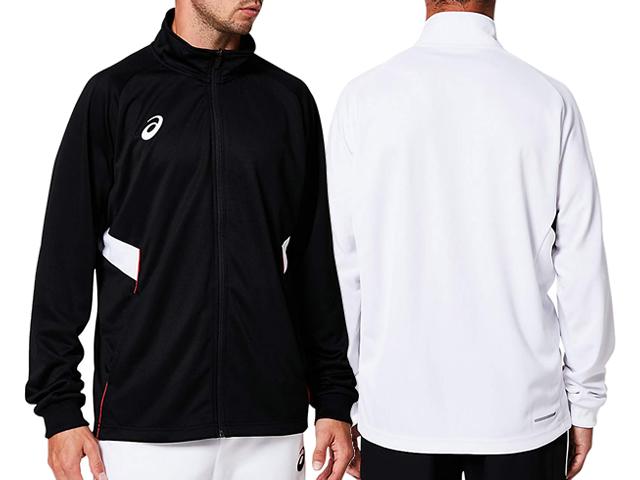 トレーニングジャケット(アシックス/2031A661)トレーニングウェア ジャージー