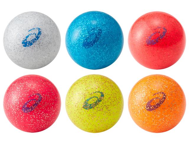 GG クリアボール シャイン (asics アシックス 3283A007 / グラウンド・ゴルフボール)
