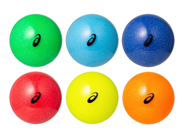 GGハイパワーボール スタンダード (asics アシックス 3283A071 / グラウンド・ゴルフボール)