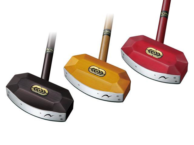 クリスタルカットモデル 檜 (ニチヨー / AA-420 / グラウンド・ゴルフクラブ)