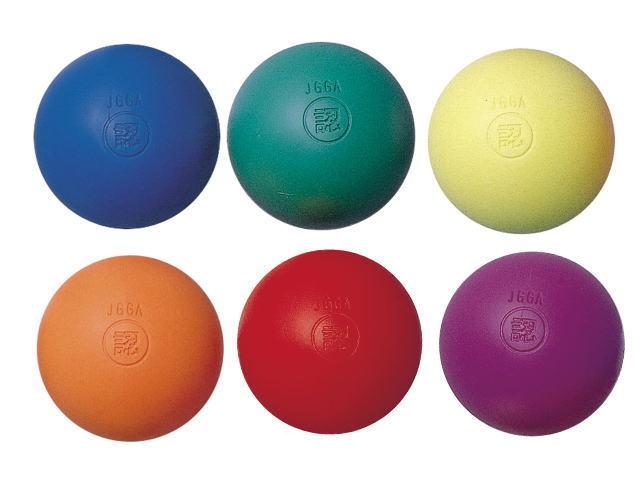 グラウンドゴルフ公認ボール ハタチ BH3000 全6色