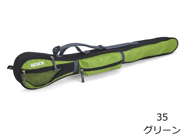 マルチクラブケース (ハタチ / BH7004) グリーン グラウンド・ゴルフクラブケース