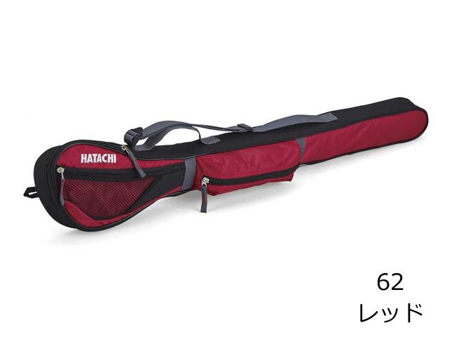 マルチクラブケース (ハタチ / BH7004) レッド グラウンド・ゴルフクラブケース
