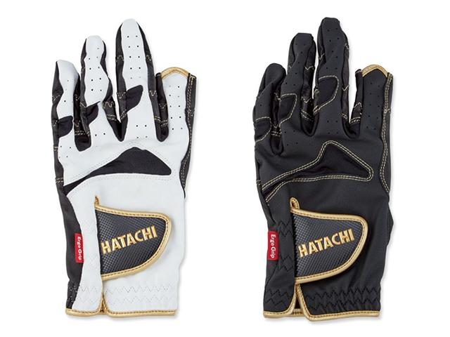 羊革3Dグリップ手袋 (ハタチ / BH8042) グラウンド・ゴルフ パークゴルフ手袋