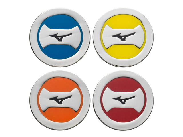 ロゴマーク入りマーカー (ミズノ/C3JAP801/グラウンド・ゴルフマーカー)