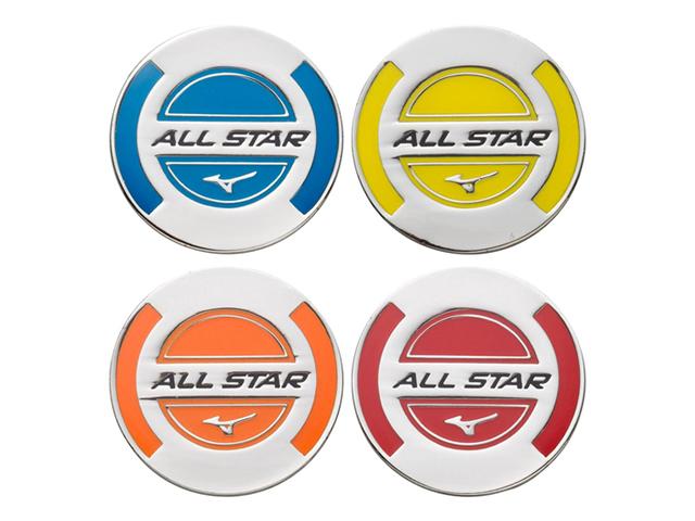 ALL STAR マーカー (ミズノ/C3JAP802/グラウンド・ゴルフマーカー)