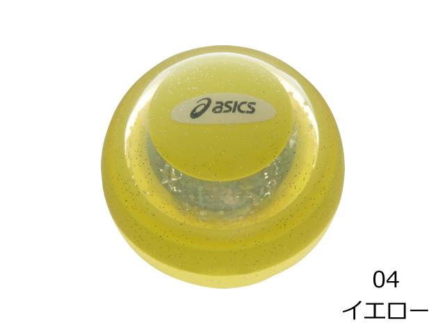 ハイパワーボール 万華鏡 LimitedEdition 17(asics アシックス GGL307-04 イエロー GGL307)グラウンド・ゴルフ