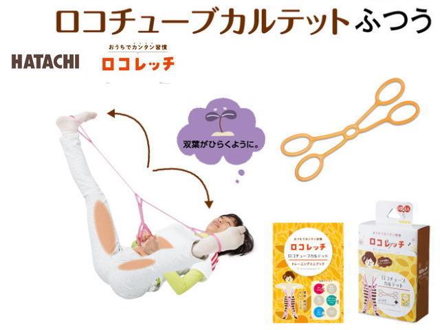 健康フィットネス トレーニング用品 hatachi ロコレッチ ロコチューブカルテットふつう NH3021