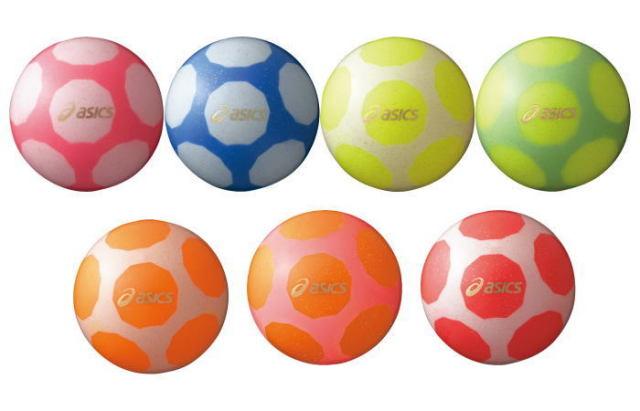 パークゴルフボール アシックス GGP302 ハイパワーボールX2