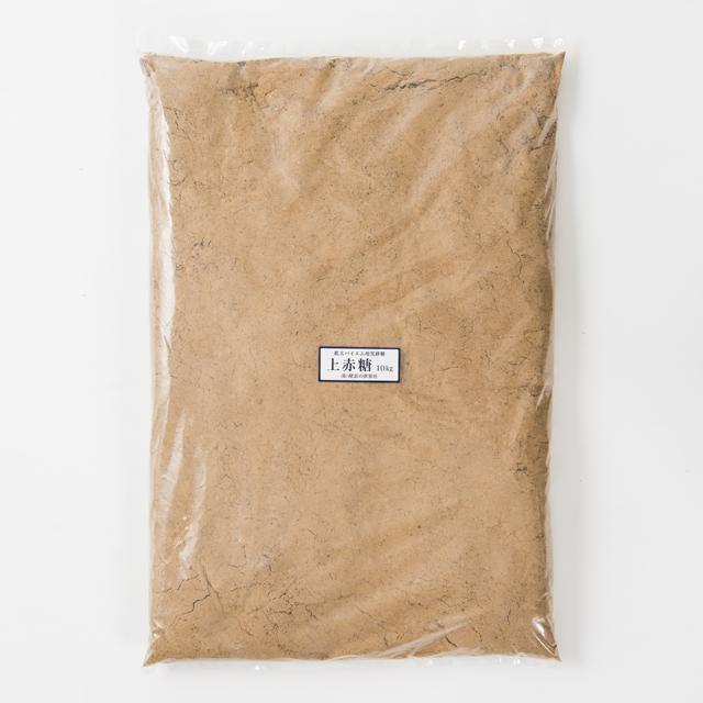 拡大バイム酵素黒砂糖(上赤糖)10kg