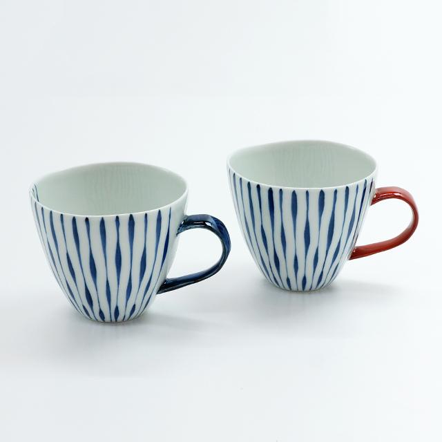 つれづれ十草Uマグカップ(2色)