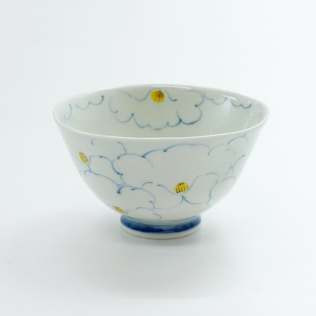 花詰茶碗(大)