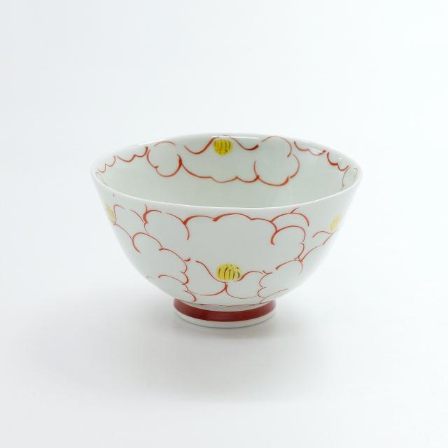 花詰茶碗(小)
