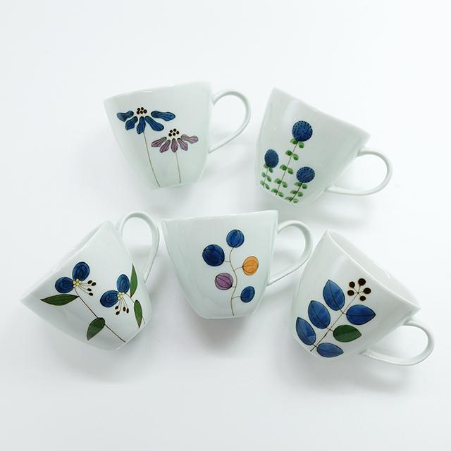 Uマグカップ(小)5柄
