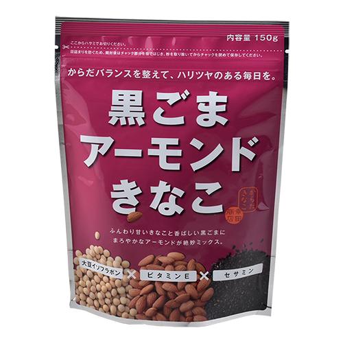 幸田商店 黒ごまアーモンドきなこ 150g