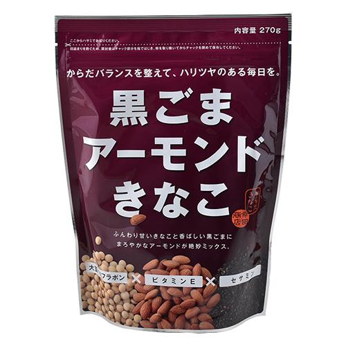 幸田商店 黒ごまアーモンドきなこ 270g