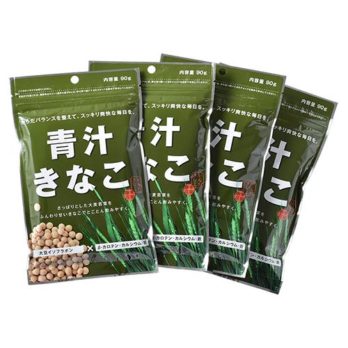 幸田商店 青汁きなこ 90g ×4袋