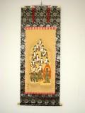 ミニ掛け軸 十三仏◆寺山有慶