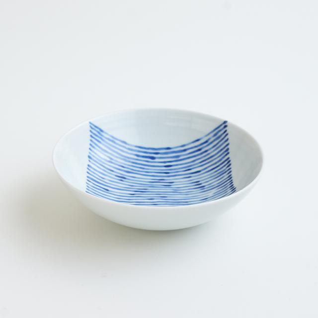 波佐見焼 和山 藍らいん 中鉢