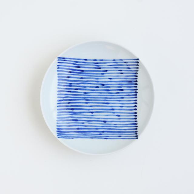 波佐見焼 和山 藍らいん 取皿
