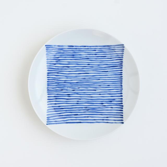 波佐見焼 和山 藍らいん 和皿