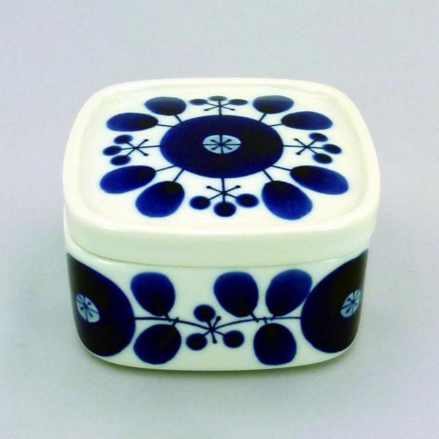 白山陶器 ブルーム ジャムケース