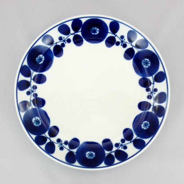 白山陶器 ブルーム プレート (M) リース
