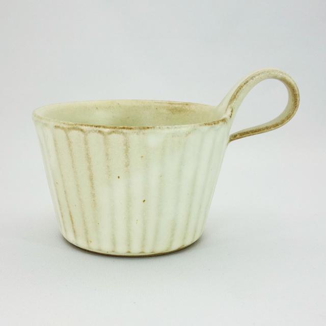 益子焼 kinari鎬 マグカップ