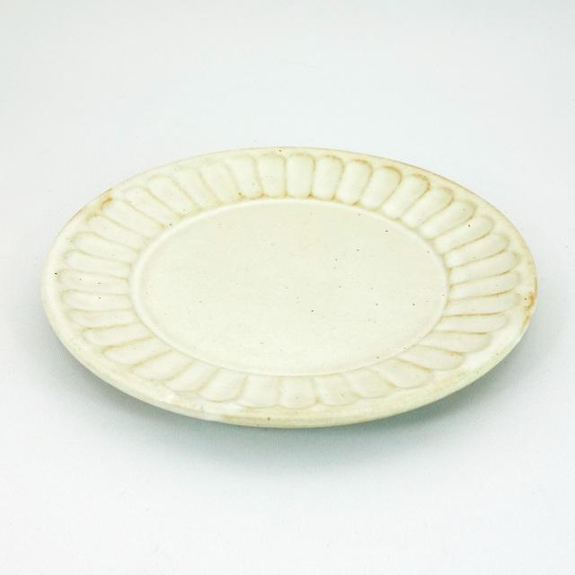 益子焼 kinari鎬 パン皿