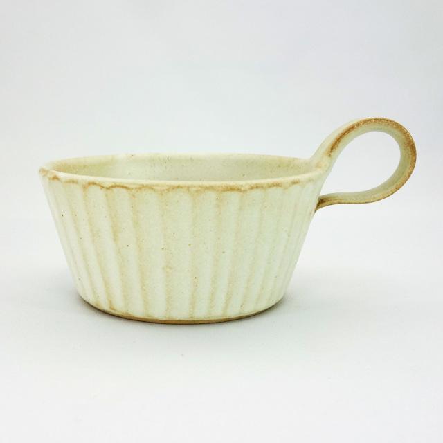 益子焼 kinari鎬 スープカップ