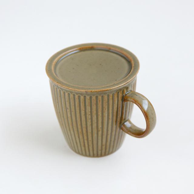 浮彫マグカップ