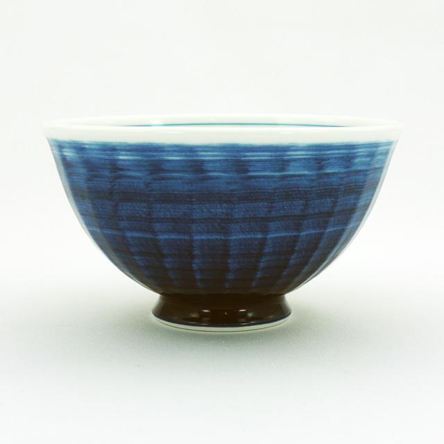波佐見焼 内松葉 軽量飯碗(大)
