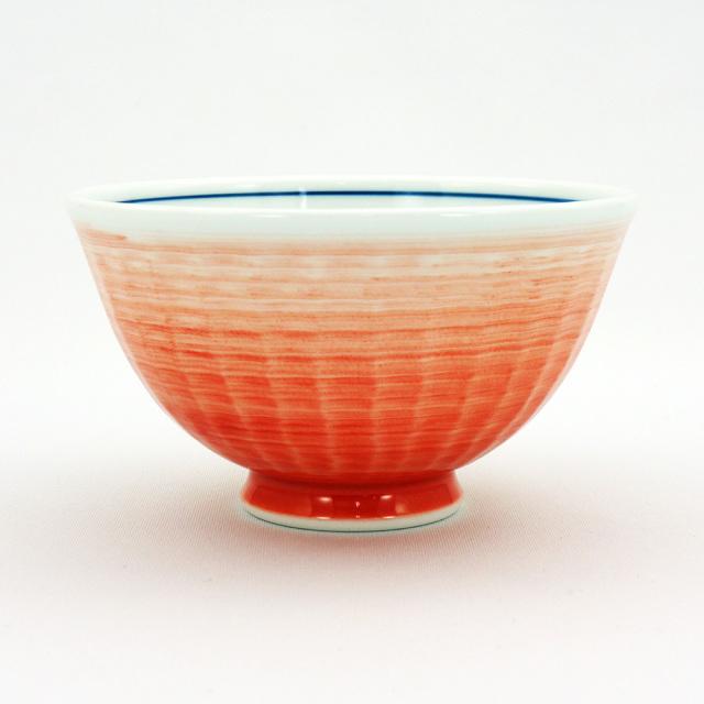 波佐見焼 内松葉 軽量飯碗(小)
